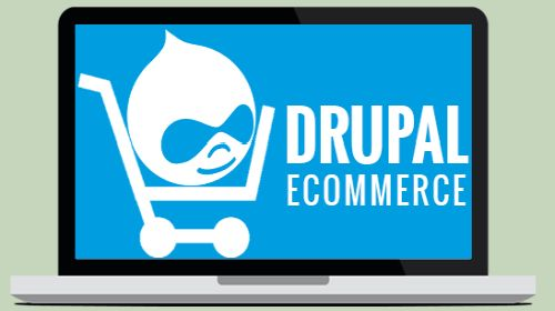 Drupal Commerce Website Development Company in Green Park Market