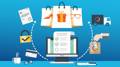 Ecommerce Website Designing Company in Chawri Bazar