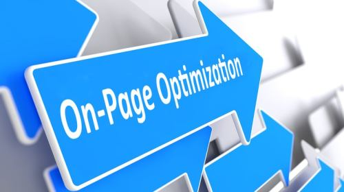 On Page Optimization Company in Vijay Enclave