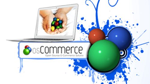OsCommerce Website Development Company in Central Secretariat