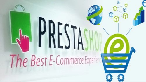 PrestaShop Website Development Company in Green Park Market