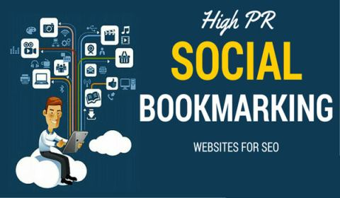 Social Bookmarking Company in Vijay Enclave